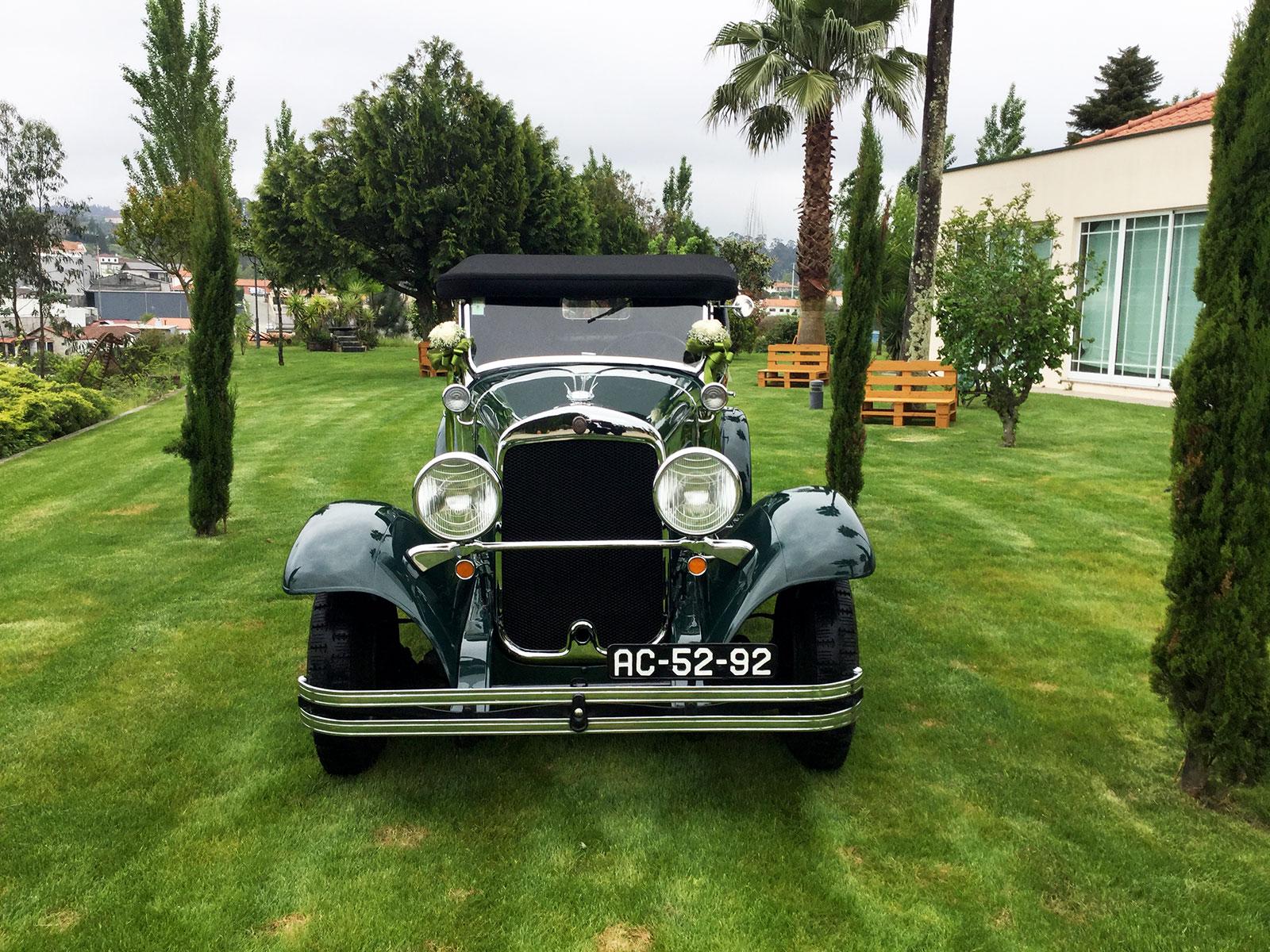 Limoeventos, Limousines, Aluguer de Limousines, Veículos, Classico Chrysler