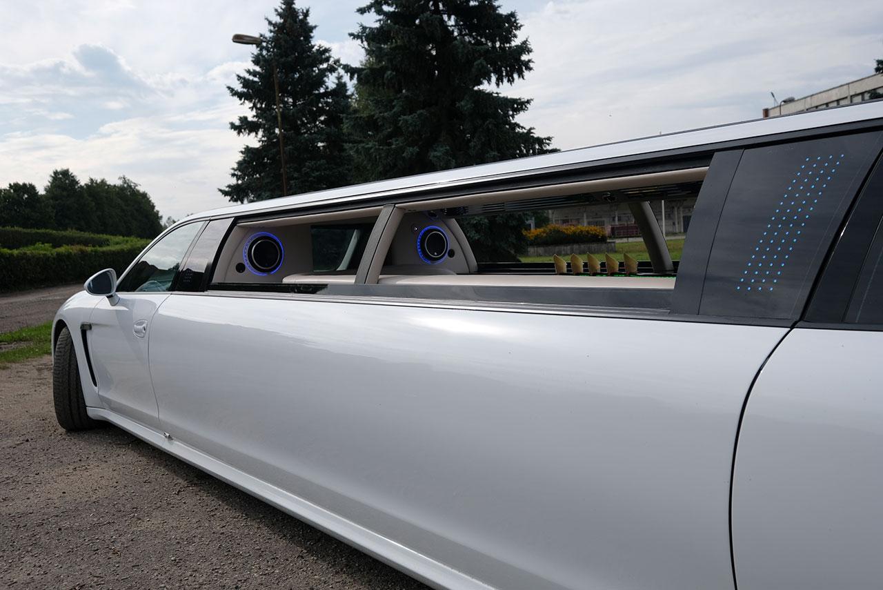 Limoeventos, Limousines, Aluguer de Limousines, Veículos, Limousine Porsche
